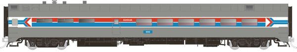 Rapido Ho Scale Pullman Standard Amtrak Dining Car *Pre-order*