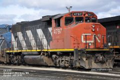 Athearn Genesis GMD GP38-2W Canadian National DCC & Sound W/ Ditchlights *Pre-order*