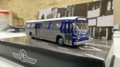 Ho Scale Rapido Connecticut Transit GMC Bus Standard Edition