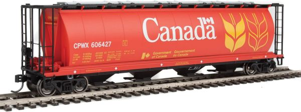 Walthers Mainline 59' Cylindrical Hopper Canada CPWX