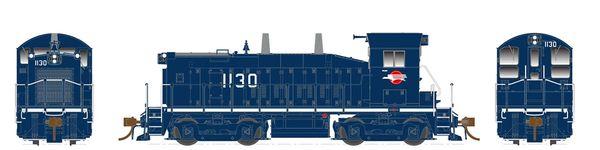 Rapido Ho Scale SW1200 Missouri Pacific DCC & Sound *Pre-order*
