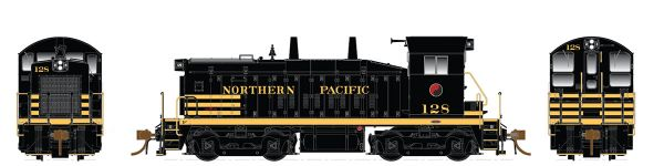 Rapido Ho Scale SW1200 Northern Pacific DCC & Sound *Pre-order*