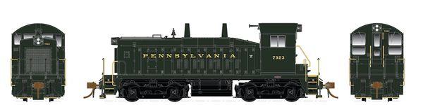 Rapido Ho Scale SW1200 Pennsylvania DCC & Sound *Pre-order*