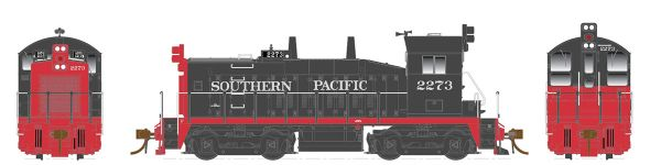 Rapido Ho Scale SW1200 Southern Pacific DCC & Sound