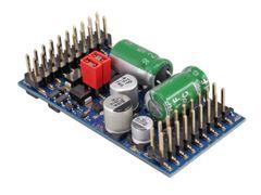 LokSound V5 L DCC/MM/SX/M4, PInheader with adapter, Gauge: 0
