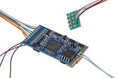 LokSound V5 DC/DCC Sound decoder (Blank) 8-pin NEM652