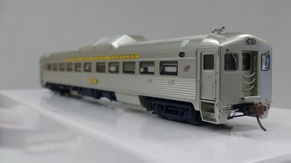 Rapido Ho Scale RDC-1 Phase 1B Chicago & North Western DCC W/Sound
