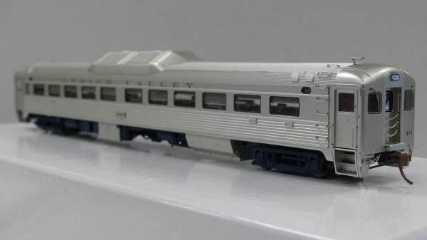 Rapido Ho Scale RDC-1 Phase 1B Lehigh Valley DCC W/Sound