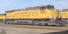 Scaletrains HO Scale GE C44-9W Union Pacific DCC & Sound
