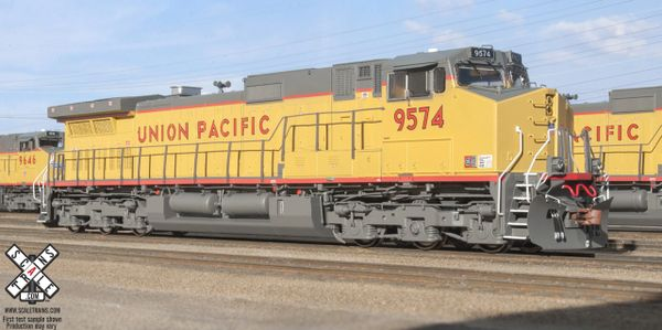 Scaletrains HO Scale GE C44-9W Union Pacific DCC Ready