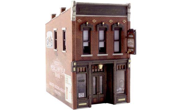 Woodland Scenics HO Scale Built & Ready Sally's Tavern