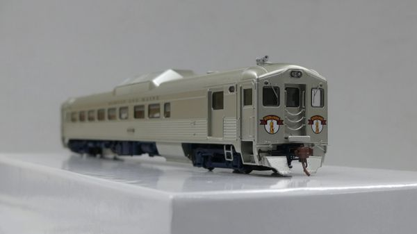Rapido Ho Scale RDC-2 Phase 1C Boston & Maine (Minuteman) DCC Ready