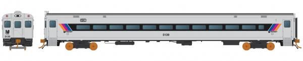 Rapido Ho Scale New Jersey Transit Comet Car Sets *Reservation*