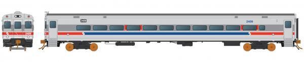 Rapido Ho Scale Philadelphia SEPTA Comet Car Sets *Reservation*