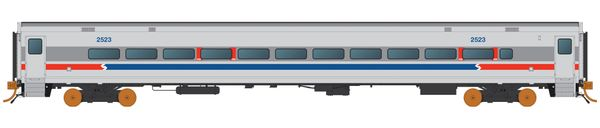 Rapido Ho Scale Philadelphia SEPTA Comet Car Un-numbered *Reservation*