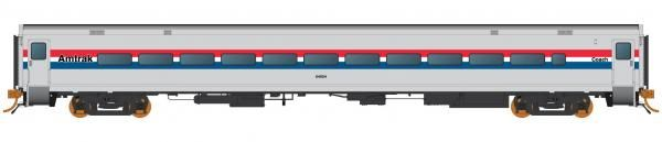 Rapido Ho Scale Amtrak Ph III (Late) Horizon Coaches