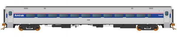 Rapido Ho Scale Amtrak Ph IVHorizon Coaches *Reservation*