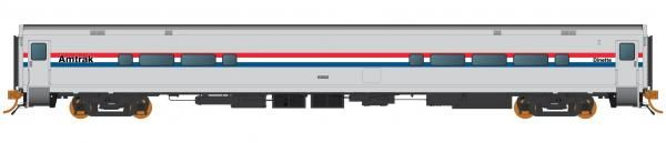 Rapido Ho Scale Amtrak Ph III (Early) Horizon Dinette
