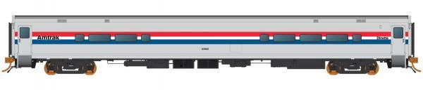 Rapido Ho Scale Amtrak Ph III (Late) Horizon Dinette *Reservation*