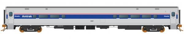 Rapido Ho Scale Amtrak Ph IV Horizon Dinette *Reservation*