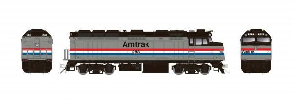 Rapido Ho Scale Amtrak F40PH Phase III DCC & Sound *Reservation*