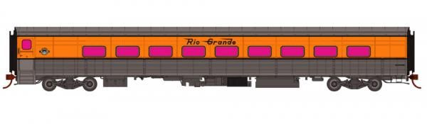 Rapido Ho Scale Rio Grande Ski Train Tempo Cars *Pre-order*