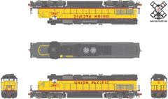 Scaletrains Ho Scale SD40T-2 Union Pacific DCC & Sound W/Ditchlights *Reservation*