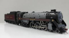 Rapido Exclusive Ho Scale Royal Hudson Class H1d #2858 DCC Ready