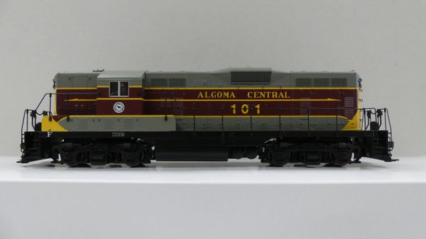 Atlas Ho Scale Algoma Central GP7 DCC Ready