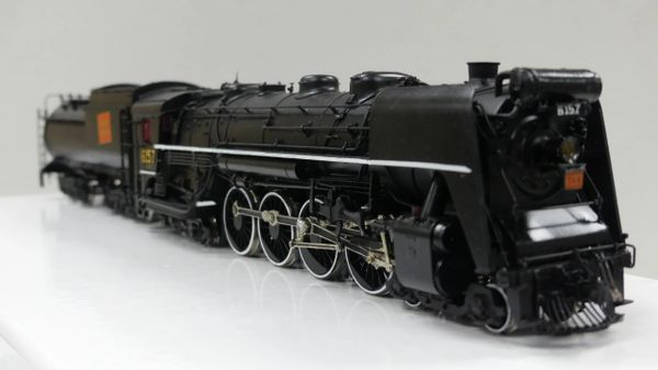 Van Hobbies Ho Scale U2b/c Canadian National (CNR) #6157