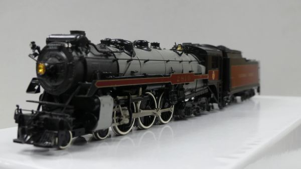 Van Hobbies Ho Scale H-1-A/B Canadian Pacific (CPR) #2810