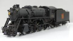New England Rail Service Ho Scale N-5-a Central Vermont 2-8-0 #462