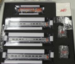 Rapido Ho Scale Canadian National Tempo – Complete Sets DCC & Sound