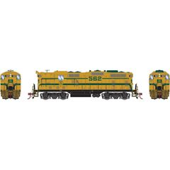 Athearn Genesis Ho Scale Maine Central GP7 DCC & Sound *Reservation*