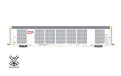 Scaletrains Operator Ho Scale Gunderson Multi-Max Autorack Canadian Pacific (CP) /Soo *Pre-order