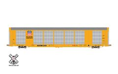 Scaletrains Operator Ho Scale Gunderson Multi-Max Autorack Union Pacific/Building America/TTGX *Pre-order