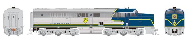 Rapido Ho Scale Delaware & Hudson ALCO PA-1 DCC & Sound *Reservation*