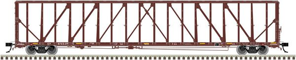 Atlas Ho Scale 73' Centerbeam Partition Car Union Pacific