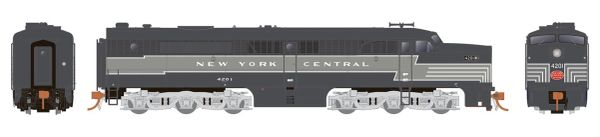 Rapido Ho Scale New York Central ALCO PA-1 DCC Ready *Reservation*