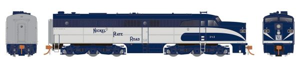 Rapido Ho Scale Nickel Plate ALCO PA-1 DCC & Sound *Reservation*