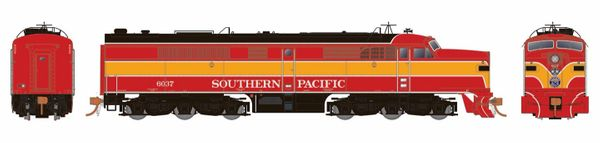 Rapido Ho Scale Southern Pacific Daylight ALCO PA-2 #6034 DCC Ready *Reservation*