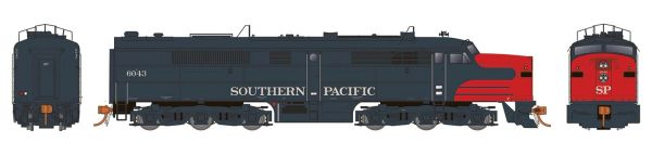 Rapido Ho Scale Southern Pacific Bloody Nose ALCO PA-2 DCC & Sound *Reservation*