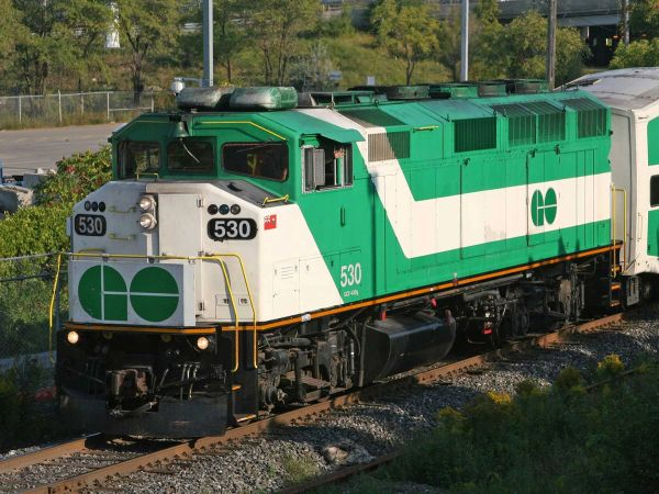 Rapido Ho Scale GO Transit (Delivery) F59PH DCC Ready *Reservation*