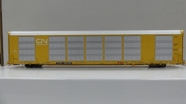 Atlas Ho Scale Gunderson Multi Max Autorack Canadian National