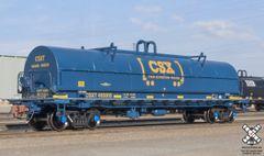 Scaletrains Rivet Counter Ho Scale Thrall-Trinity 42' Coil Steel Car, CSX