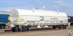 Scaletrains Rivet Counter Ho Scale Thrall-Trinity 42' Coil Steel Car, Conrail