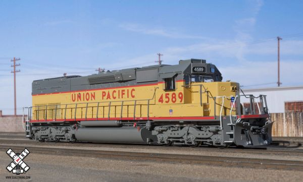 Scaletrains Ho Scale SD40T-2 Union Pacific DCC & Sound W/Ditchlights
