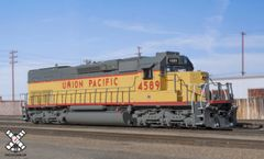 Scaletrains Ho Scale SD40T-2 Union Pacific DCC Ready W/Ditchlights