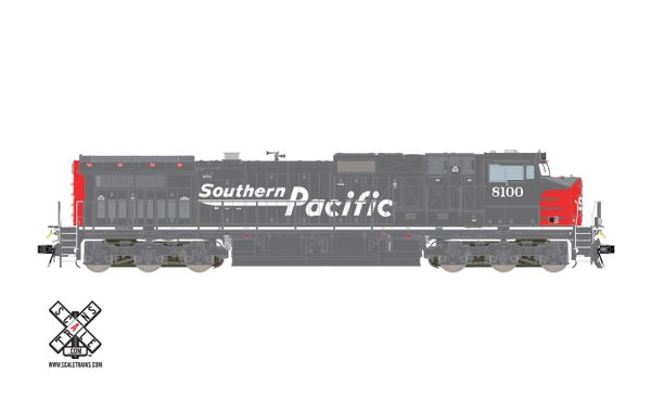 Scaletrains Rivet Counter Ho Scale Southern C44-9W DCC & Sound *Reservation*