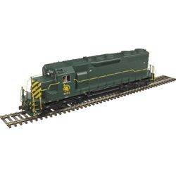 Atlas Ho Scale SD35 New Jersey Central DCC Ready